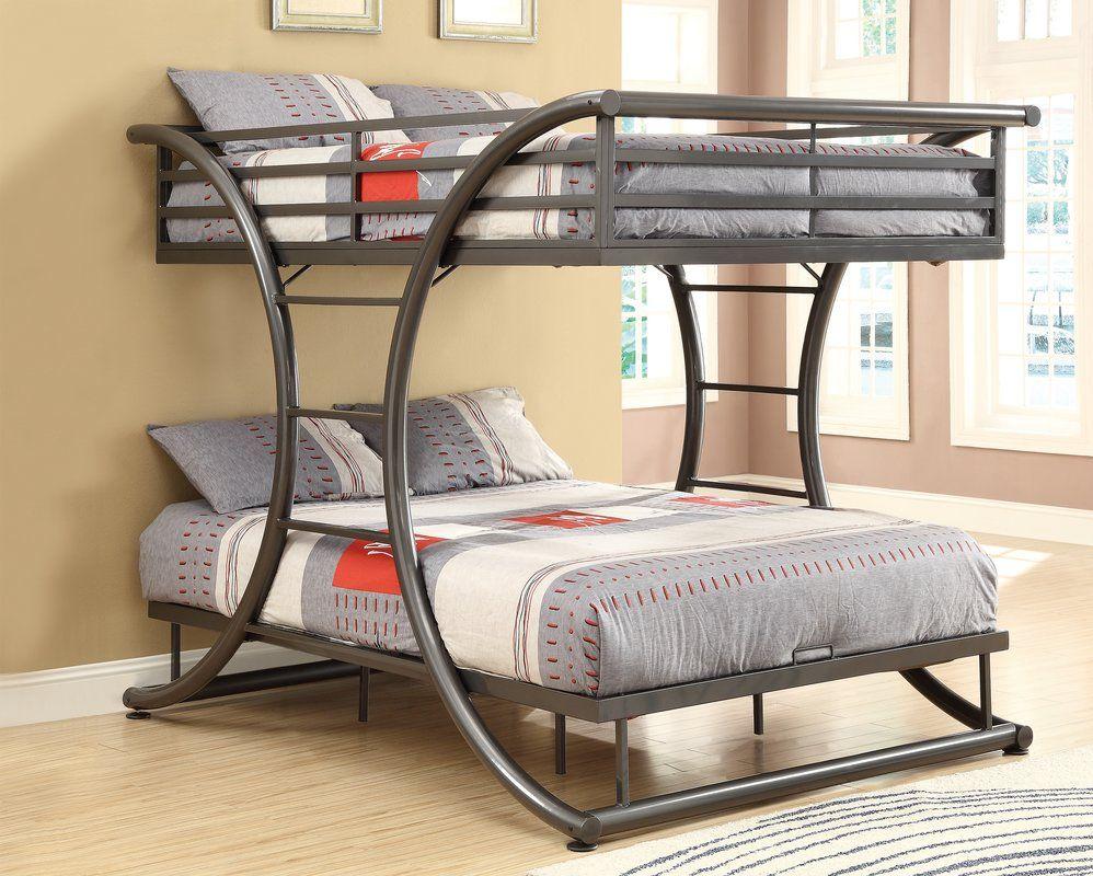 Valerie Full Over Full Bunk Bed In 2019 Other Full Bunk Beds