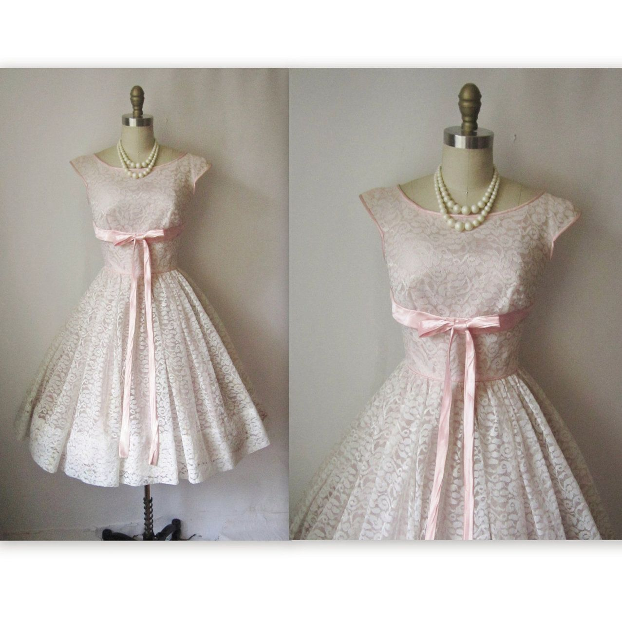 Cotton candy and pink lemonade i could eat this dress up vintage