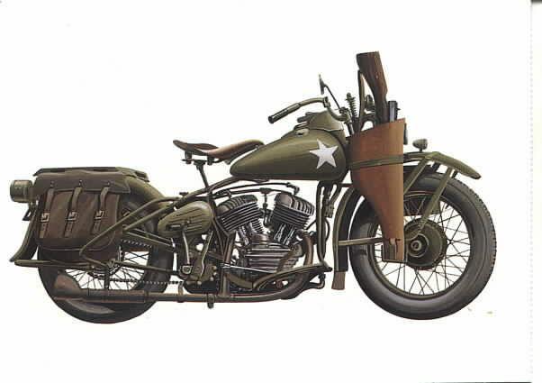 Motorcycle Rocker Woodshop