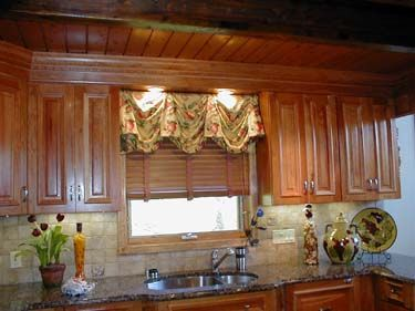 kitchen window valances. find this pin and more on window