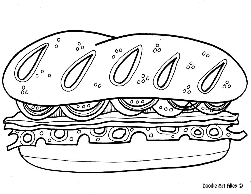 Simple File Sharing And Storage Food Coloring Pages Coloring Pages Food Coloring