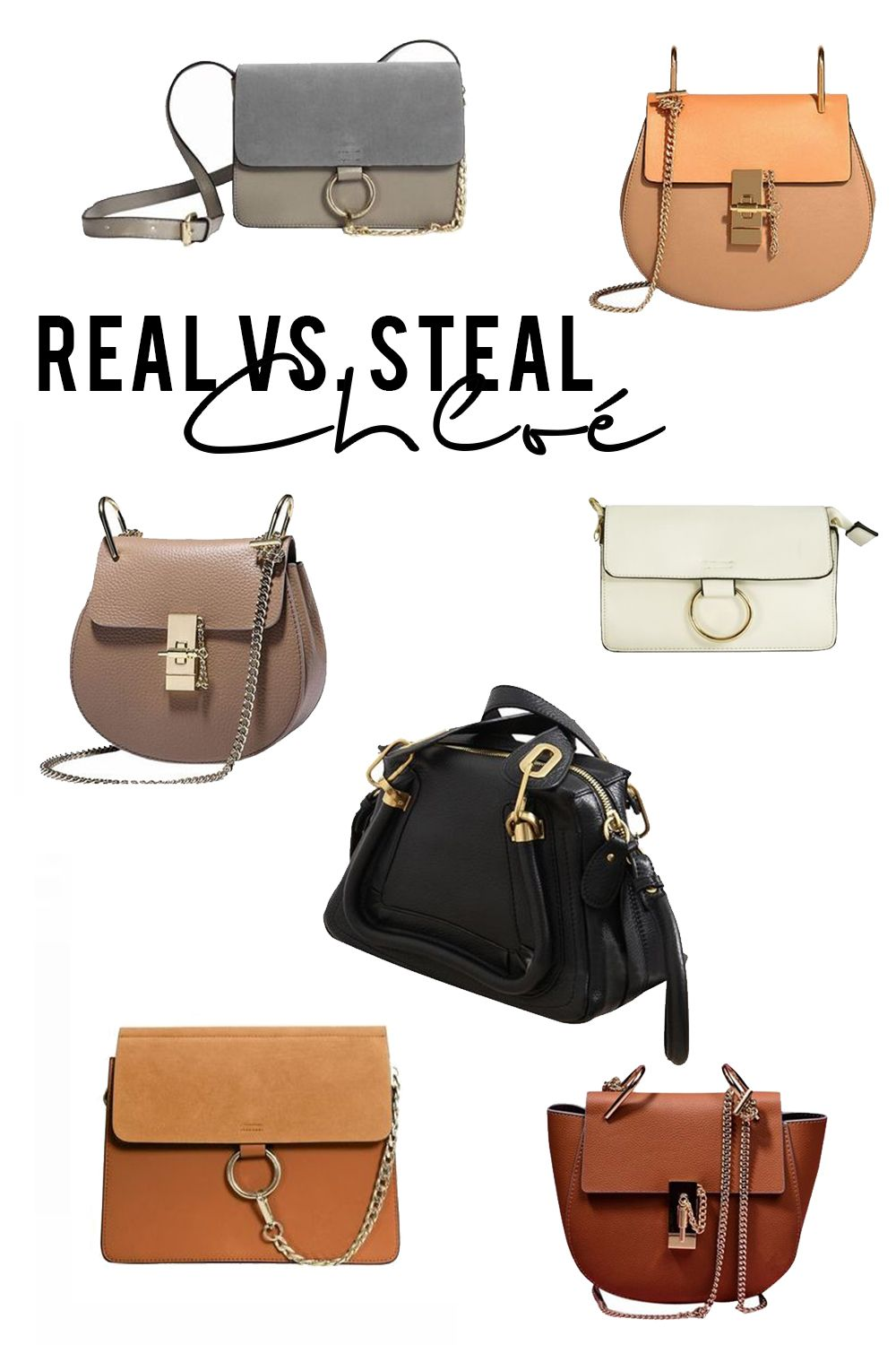 6a59065907 Real vs. Steal Chloé Dupes - Drew