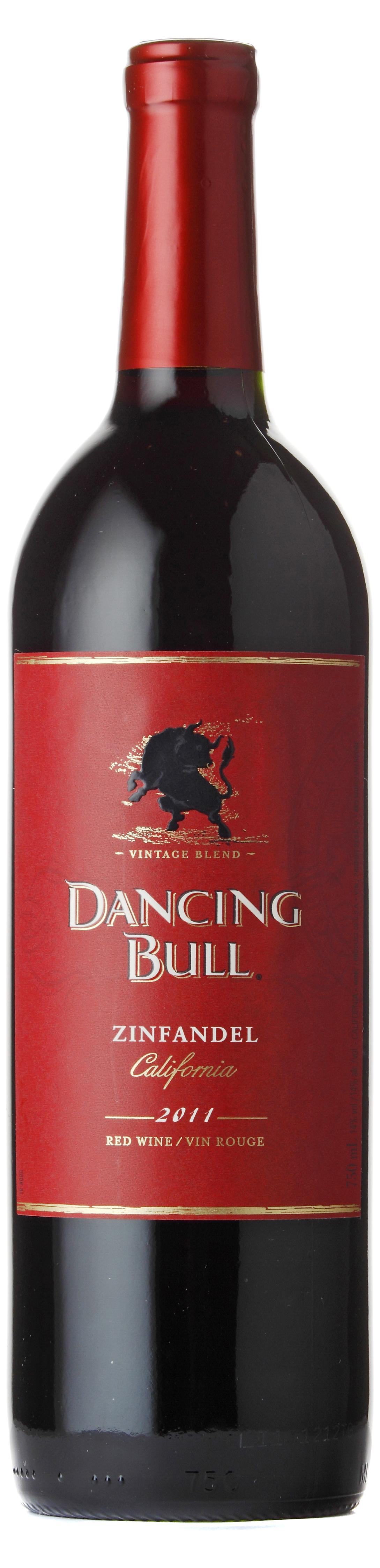 Wine Labels Dancing Bull Zinfandel 2011 Bandw Cred Wine Bottle Red Wine Wine