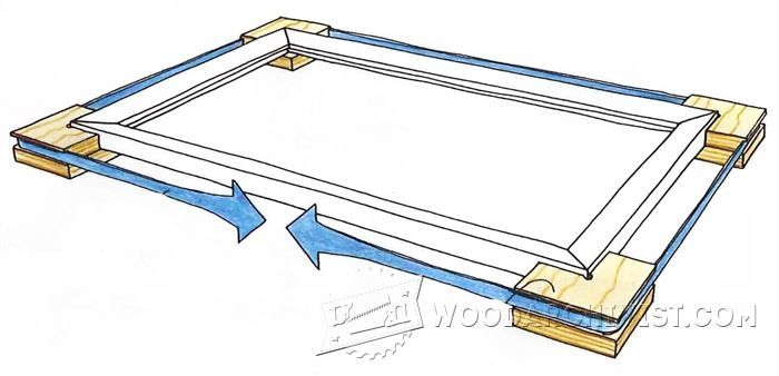 726-Shopmade Frame Clamp | Мастерская | Pinterest | Clamp and ...