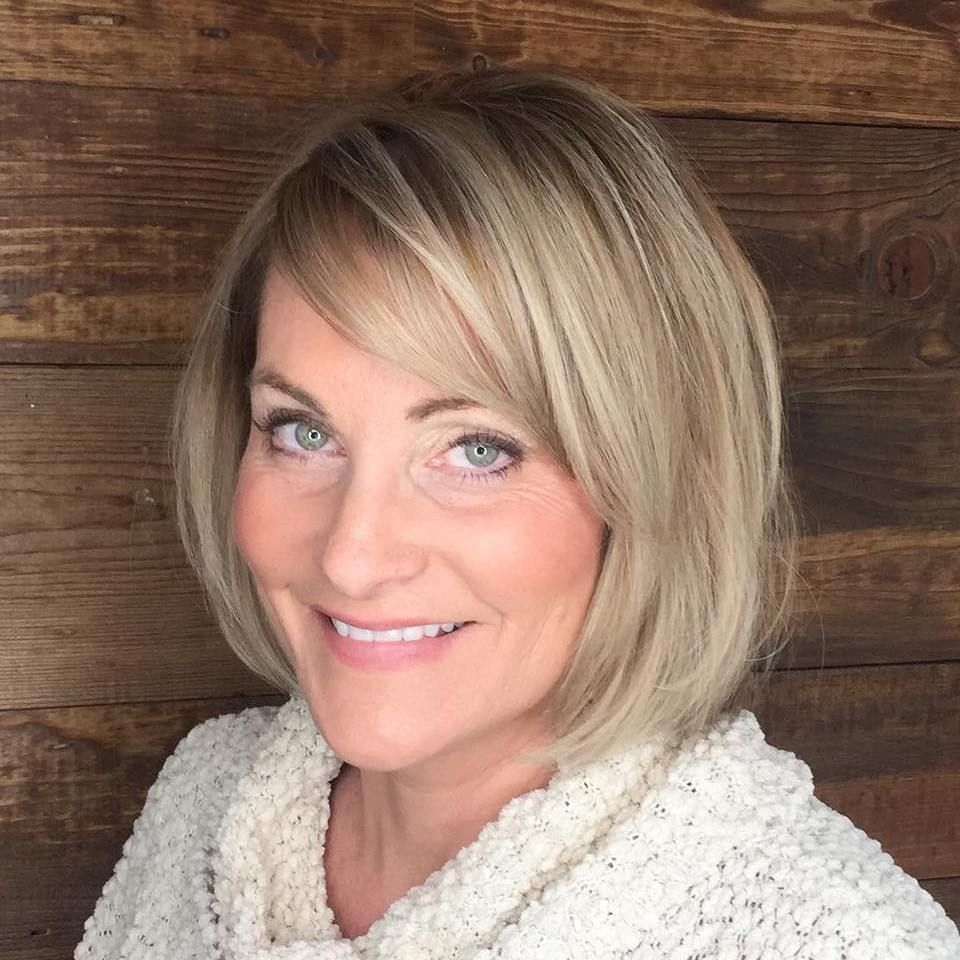 90 classy and simple short hairstyles for women over 50 | ash