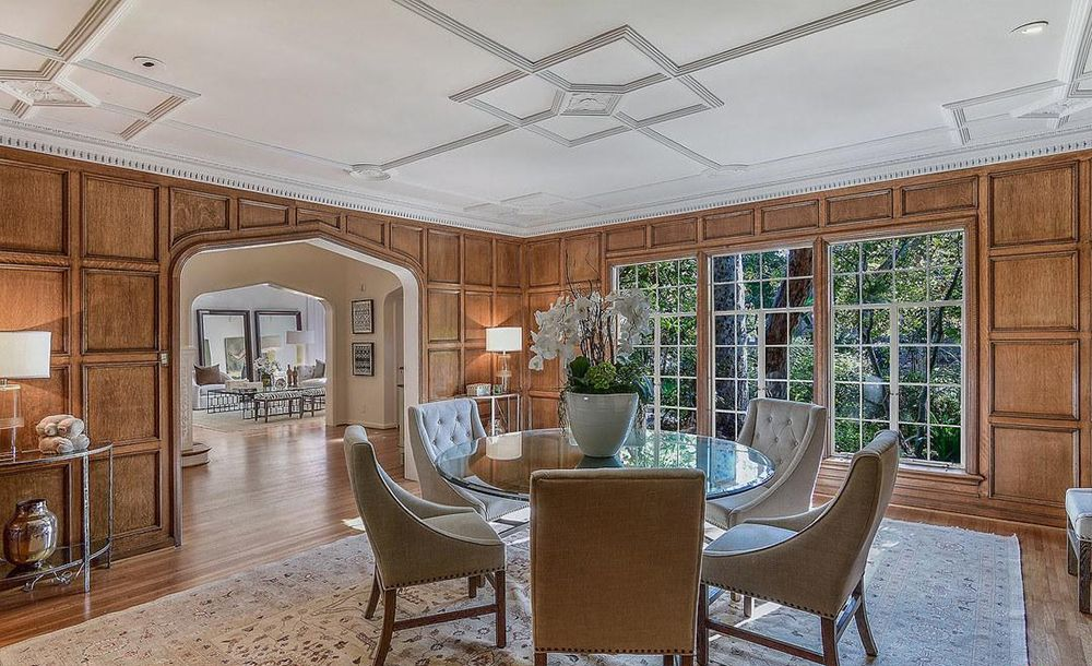 Armie Hammer Buys Hancock Park Traditional Maids Room