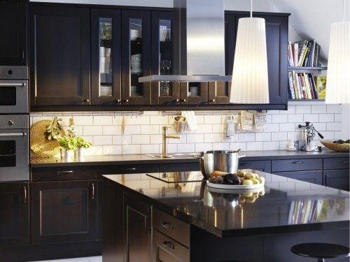Kitchen Backsplash Ideas With Black Cabinets Kitchen Decorating With Kitchen  Backsplash Dark Cabinets Ideas