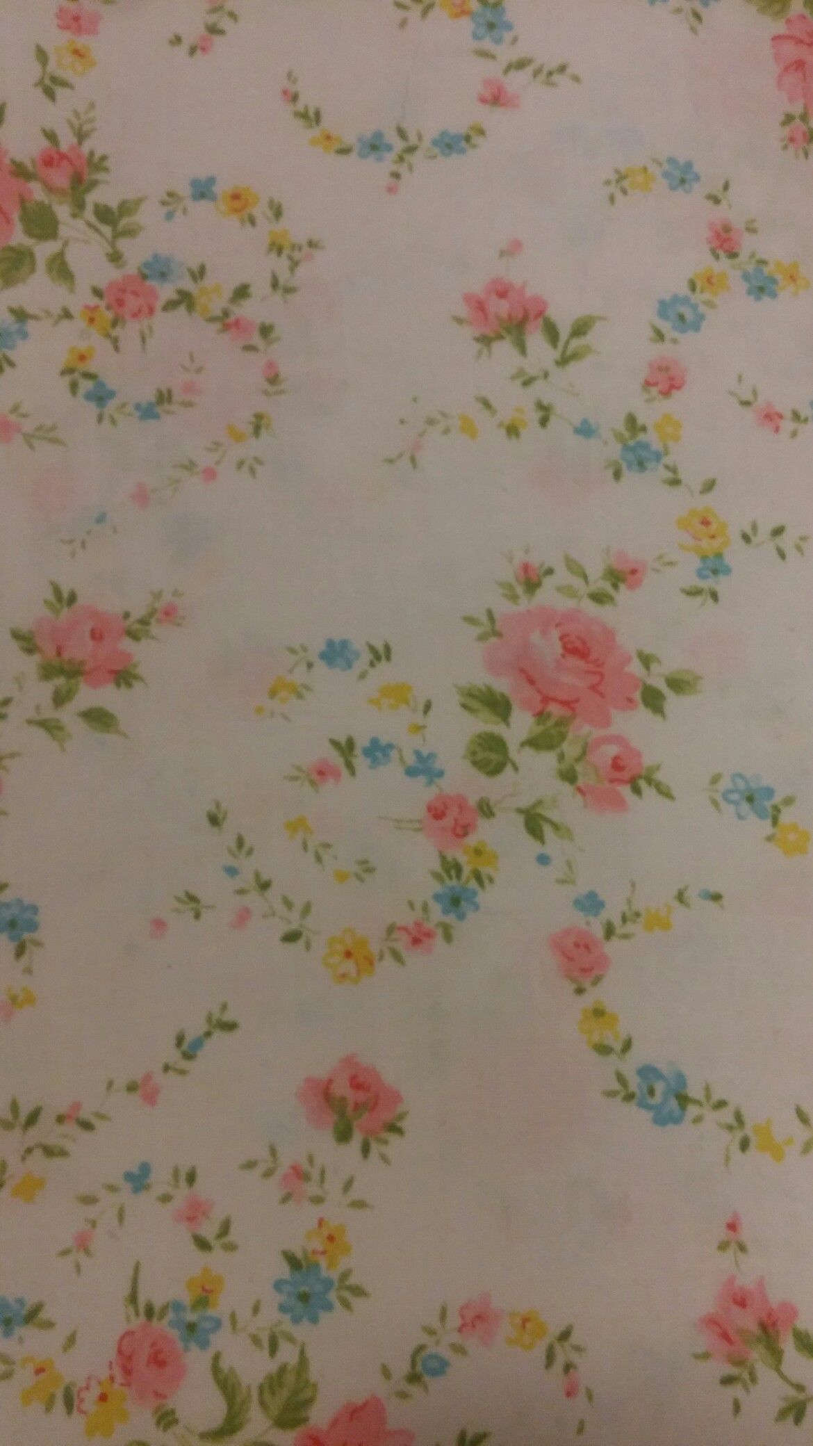 Vintage Cannon Monticello Muslin Sheets And Pillow Cases 50 Cotton Poly