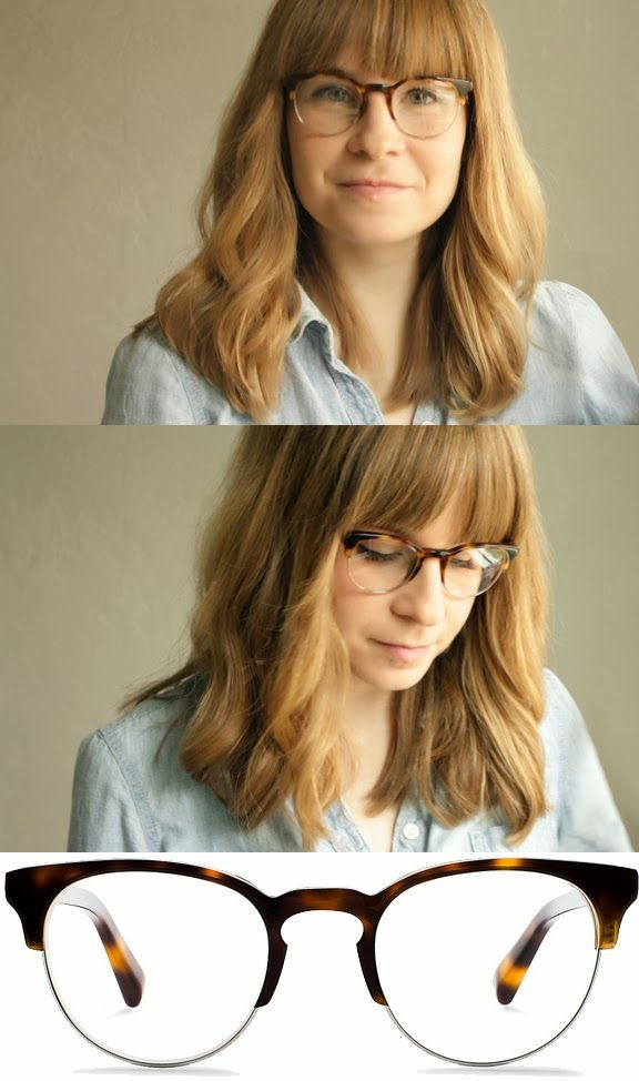 17b02fb07cd Über Chic for Cheap  Hello  Warby Parker  Help Me Pick New Frames ...