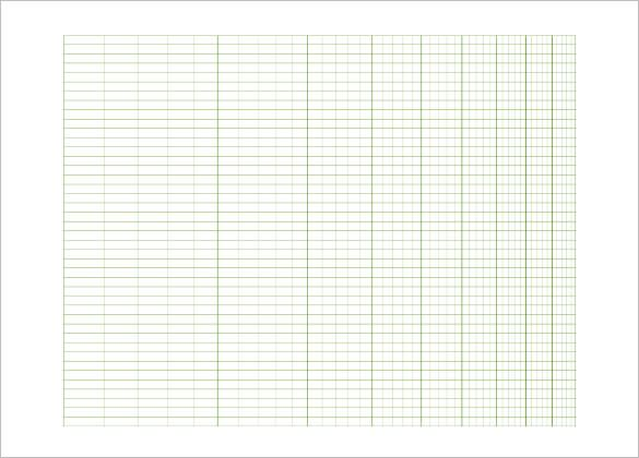 10+ Graph Paper Templates | Word, Excel & PDF Templates | www ...