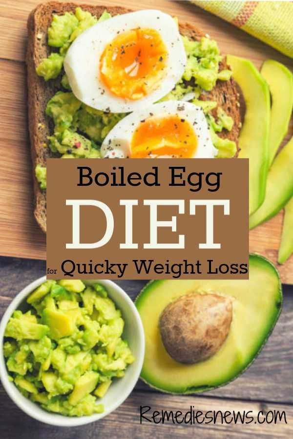 Easy Boiled Egg Diet Plan: Lose 24 Pounds in 2 Weeks - New Ideas #boiledeggnutrition