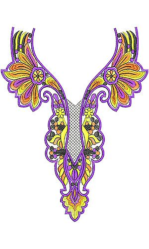 Nightwear Nighty Embroidery Design Classes Pinterest