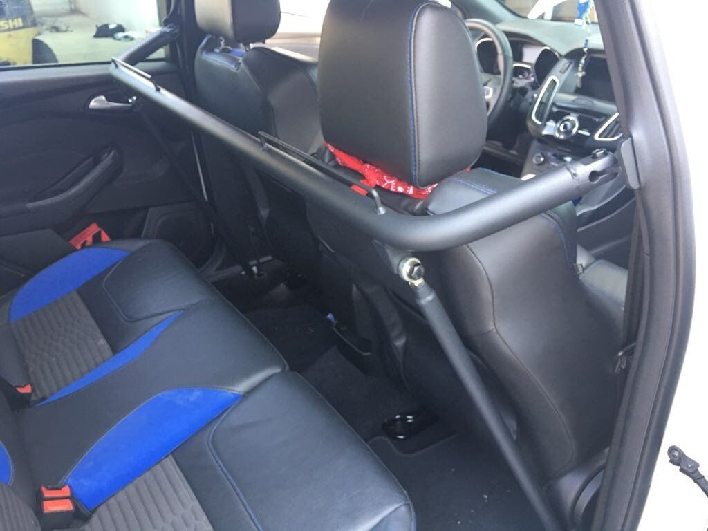 Ford St Seat Belt Covers