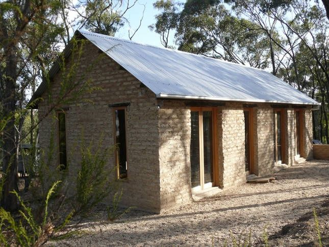Earth Architecture Mud House Brick Exterior House Cob House