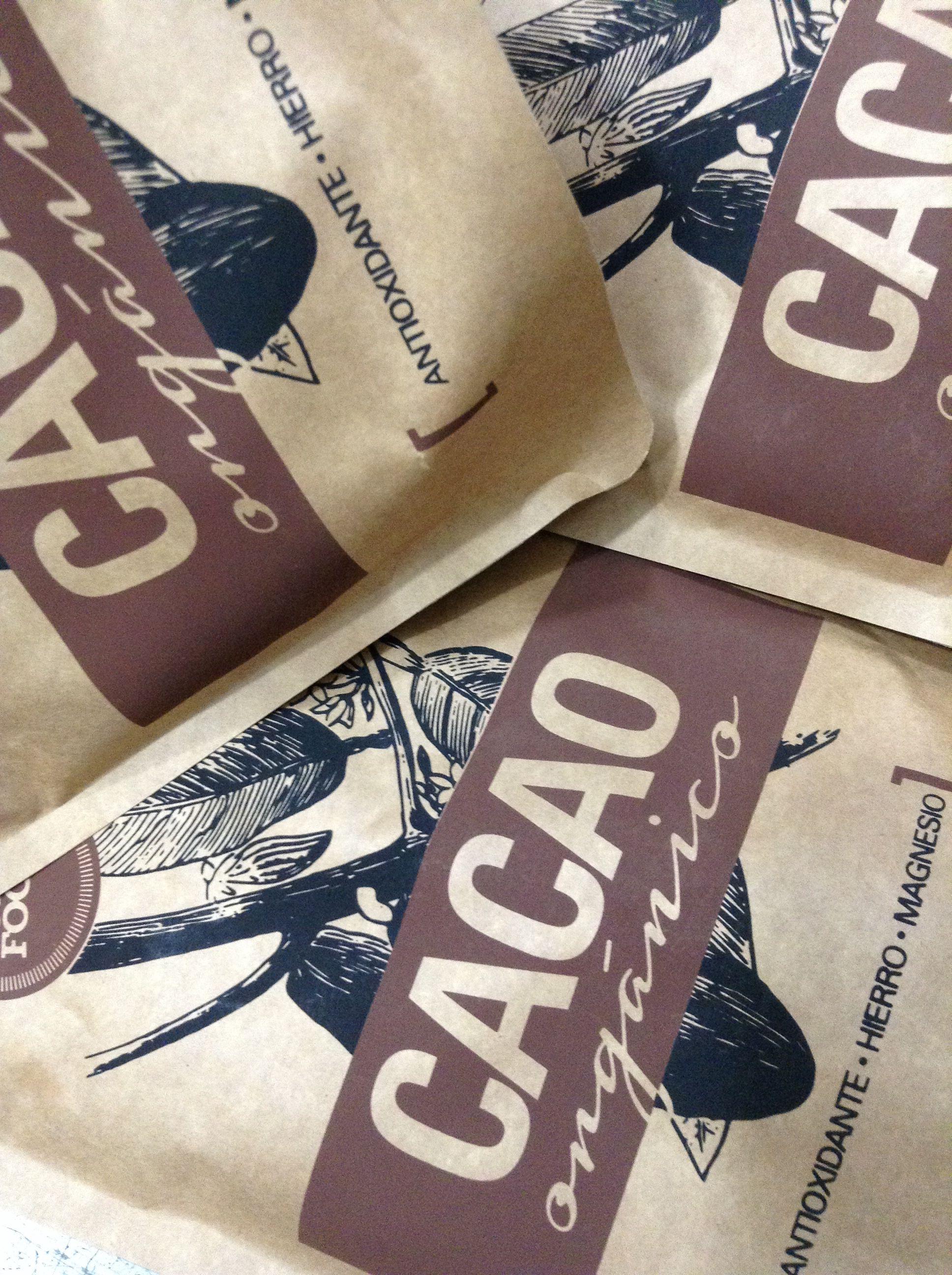 Nibs de cacao orgánico 250 grs.