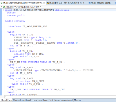picture about Non Printable Characters known as Doing away with invalid and non-printable people in just HANA dependent