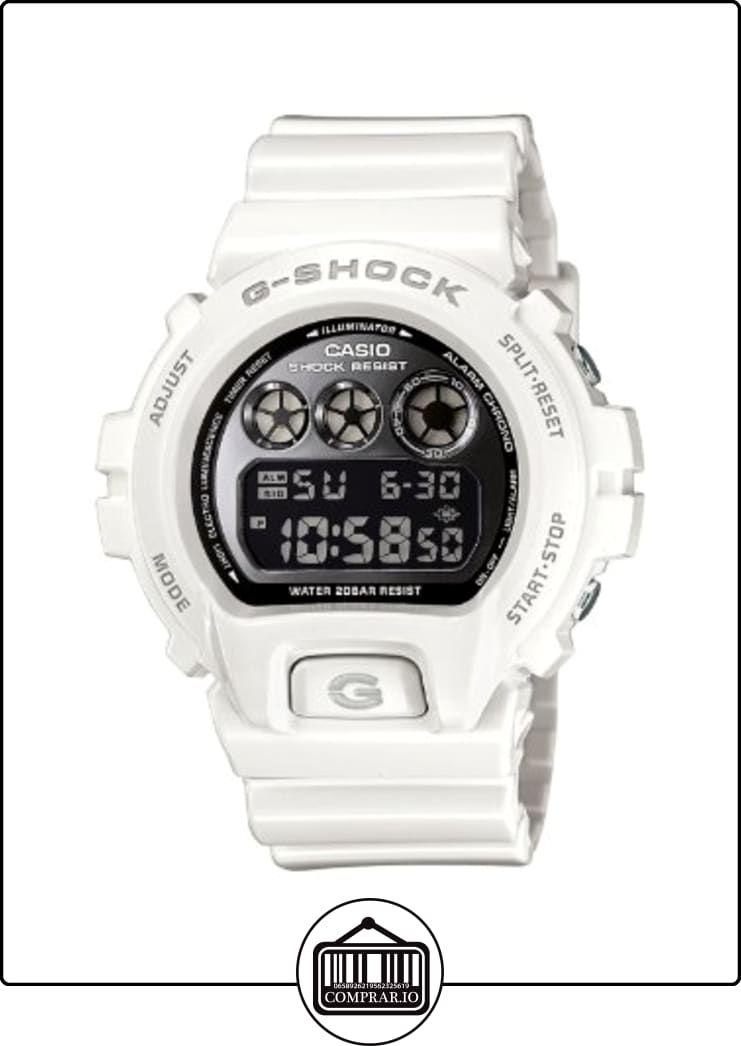 49ab4fc5e079 CASIO G-Shock DW-6900NB-7ER - Reloj de caballero de cuarzo