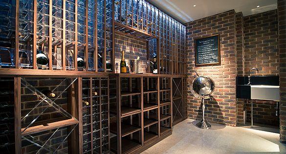 Arredamento Cantina ~ Arredamento esigo per cantina con #portabottiglie #vino esigo 5