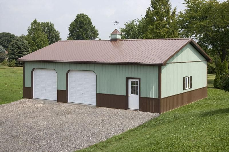 Image result for 30 x 40 pole barn pole building in 2019