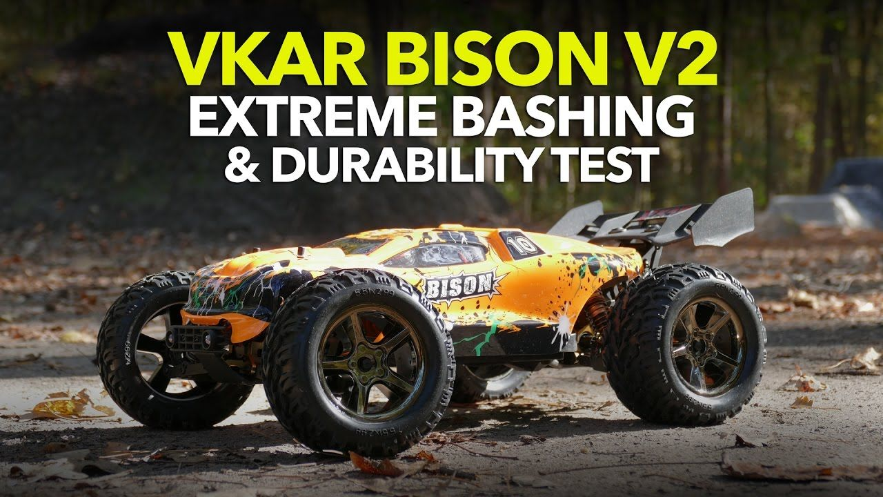 Vkar Bison V2 Extreme Bashing Durability Test Did It Survive