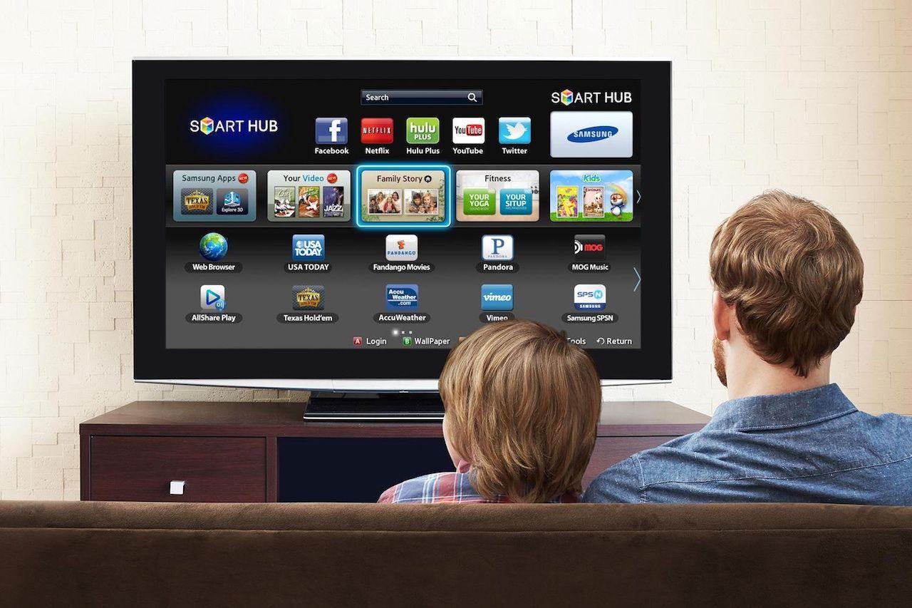Já é possível ler o jornal Público nas #SmartTVs da #Samsung    #techapps