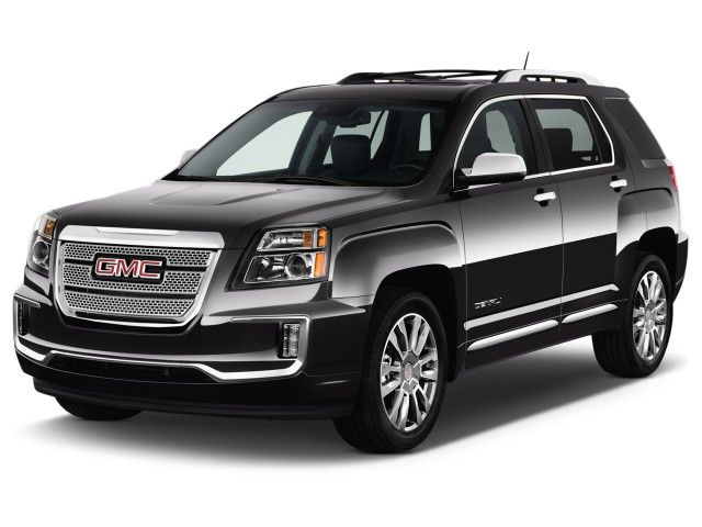 2016 Gmc Terrain Prices And Expert Review The Car Connection