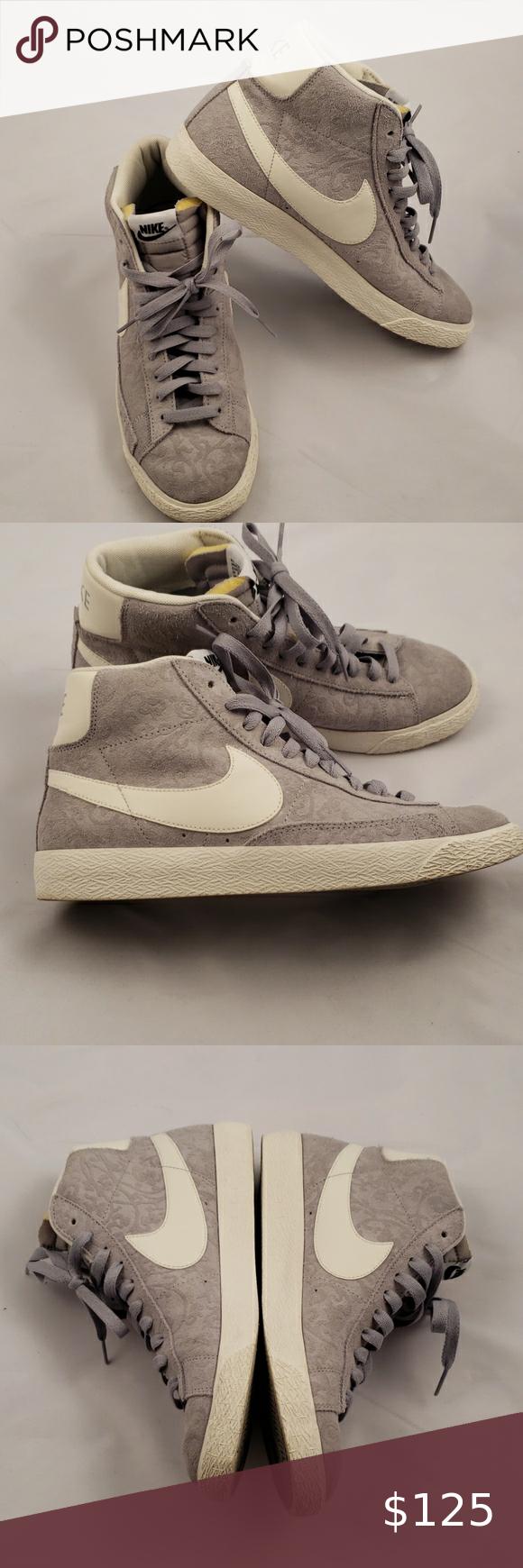 Párrafo Repeler Mediana  Nike Blazer Mid '77 Vintage 🌟Rare🌟 | Vintage nike, Nike blazer, Rare nikes