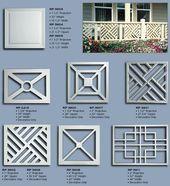 Balustrade #Panels #www # … ,  #balustrade #Panels #wooden…