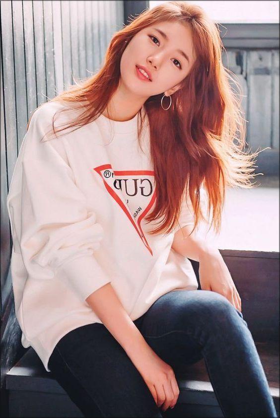 √20+ Asian Hairstyles Long Korean bae suzy #asianhairstyles #longhairstylesideas # ...