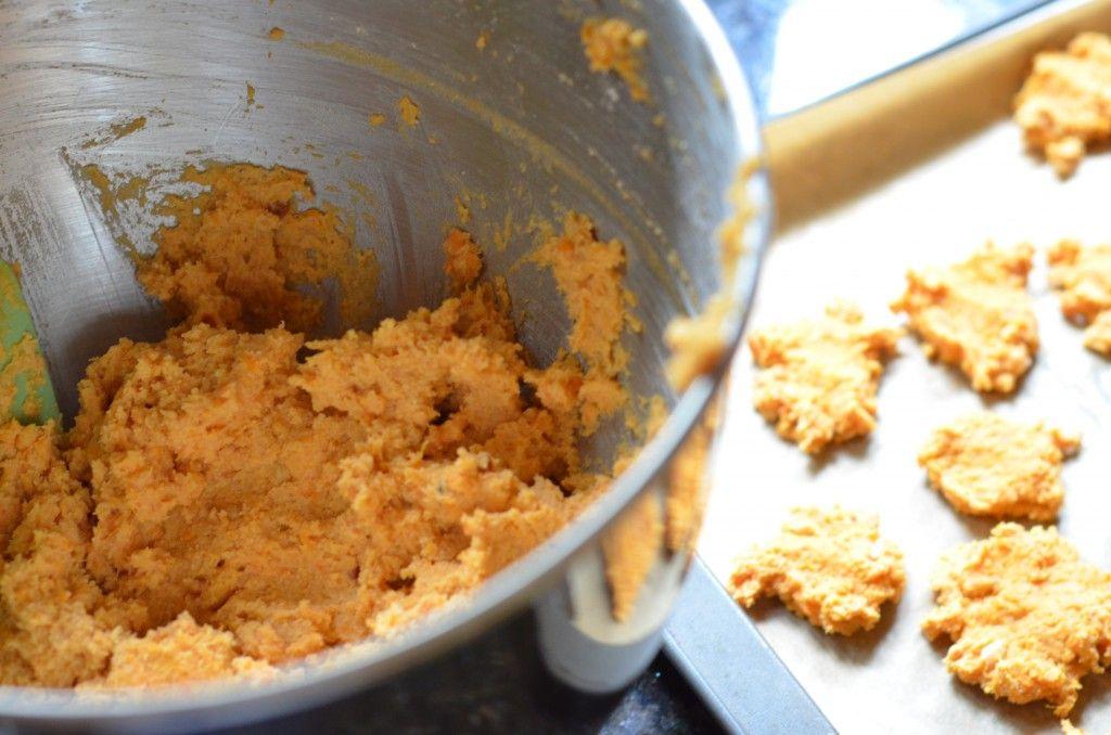 Sweet Potato Coconut Flour Pb Grain Free Dog Treats Grain Free