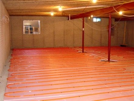 What are best options for heating basement rooms