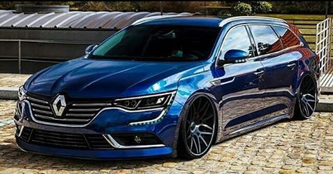 renault talisman grandtour tuning renault cars wagon. Black Bedroom Furniture Sets. Home Design Ideas