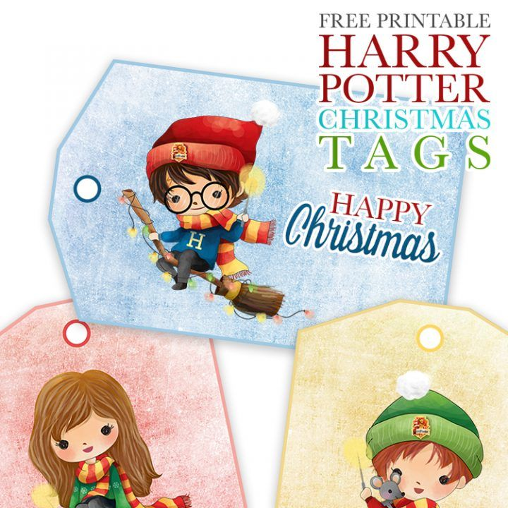 Free Printable 2019 Watercolor Harry Potter Calendar images