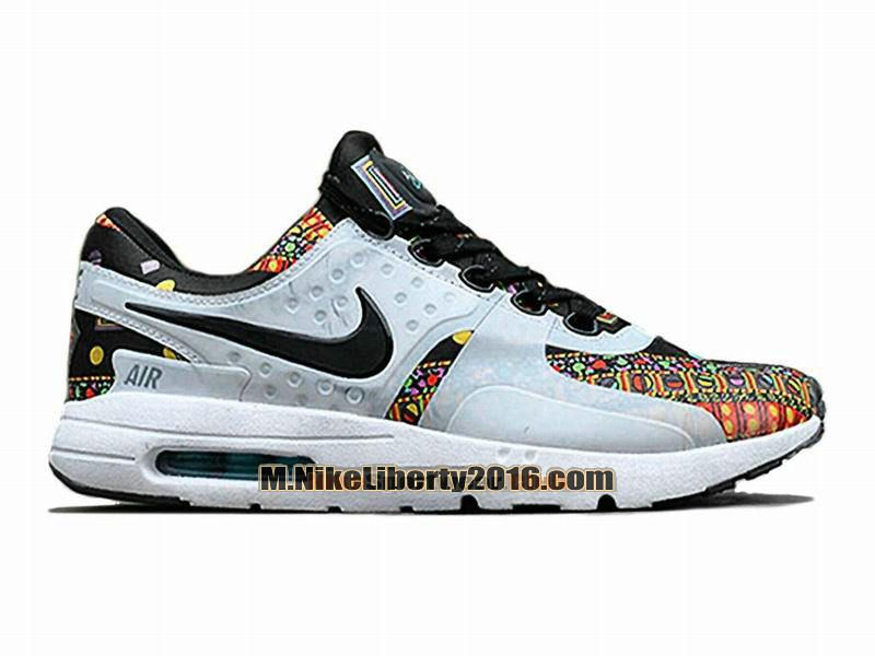 Nike Air Max Zero Liberty 2015 Chaussures Mixte Nike Sportswear Pas Cher  (Taille Homme)