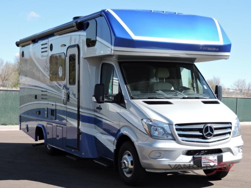 New 2019 Dynamax Isata 3 24fw Motor Home Class C Diesel At Van