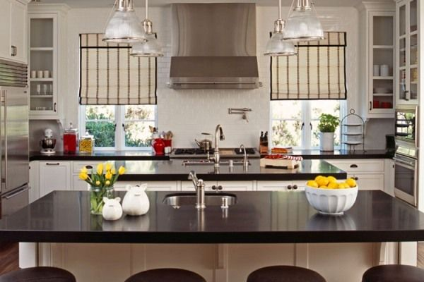 Curtains Ideas contemporary kitchen curtain ideas : 17 Best images about Cover it up with curtains and blinds! on ...