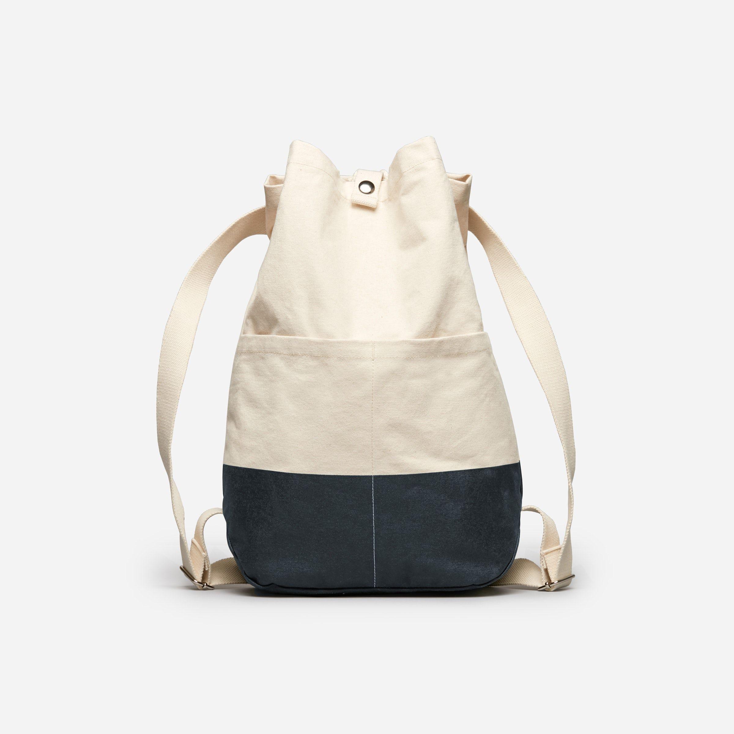 Men S Beach Canvas Backpack Everlane In 2019 Best