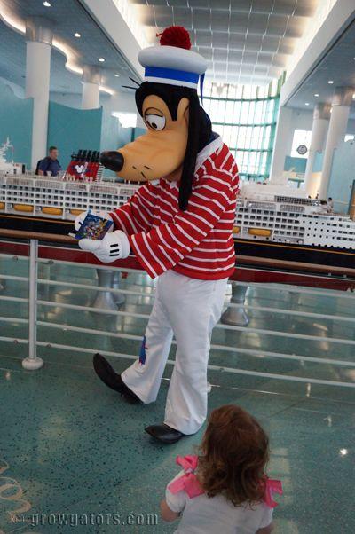 Toddler disney cruise tips.