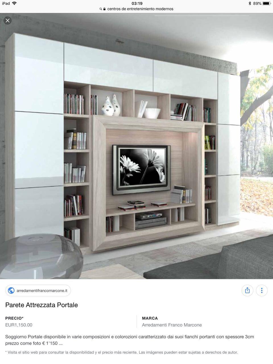 Parete soggiorno mito art.514 nel 2019 | Zona Living | Home ...