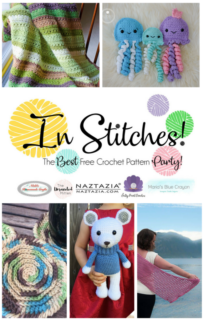 In Stitches Best Free Crochet Pattern Party 16 Crochet