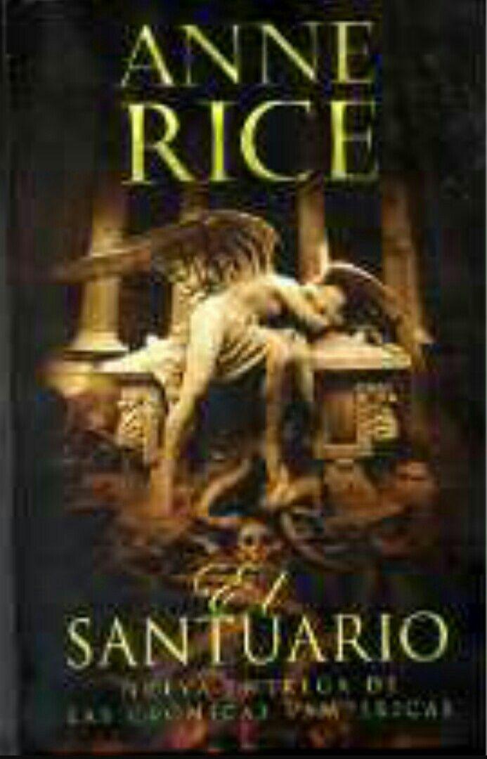 El santuario de Anne Rice