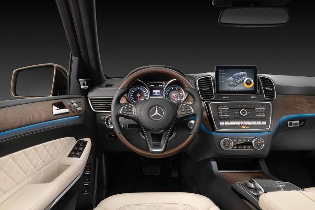 Mercedes GLS (LA 2015): Vorstellung und Preise