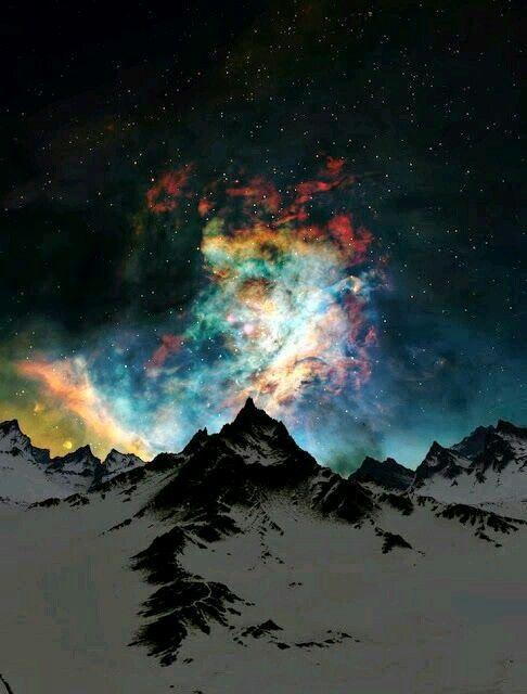 Luces del norte, Alaska
