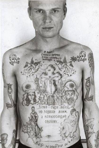 Prison Tattoos Google Search Russisches Tattoo