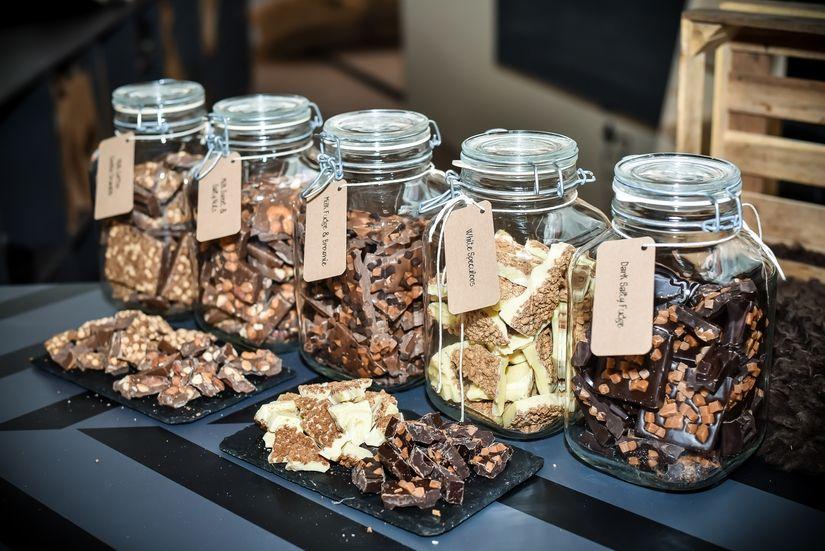 Johnny Doodle's echte Rotterdamse chocolade - De Buik van Rotterdam