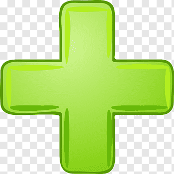 Green Cross Logo Plus And Minus Signs Addition Plus Sign Free Png Arrow Illustration Free Png Computer Icon
