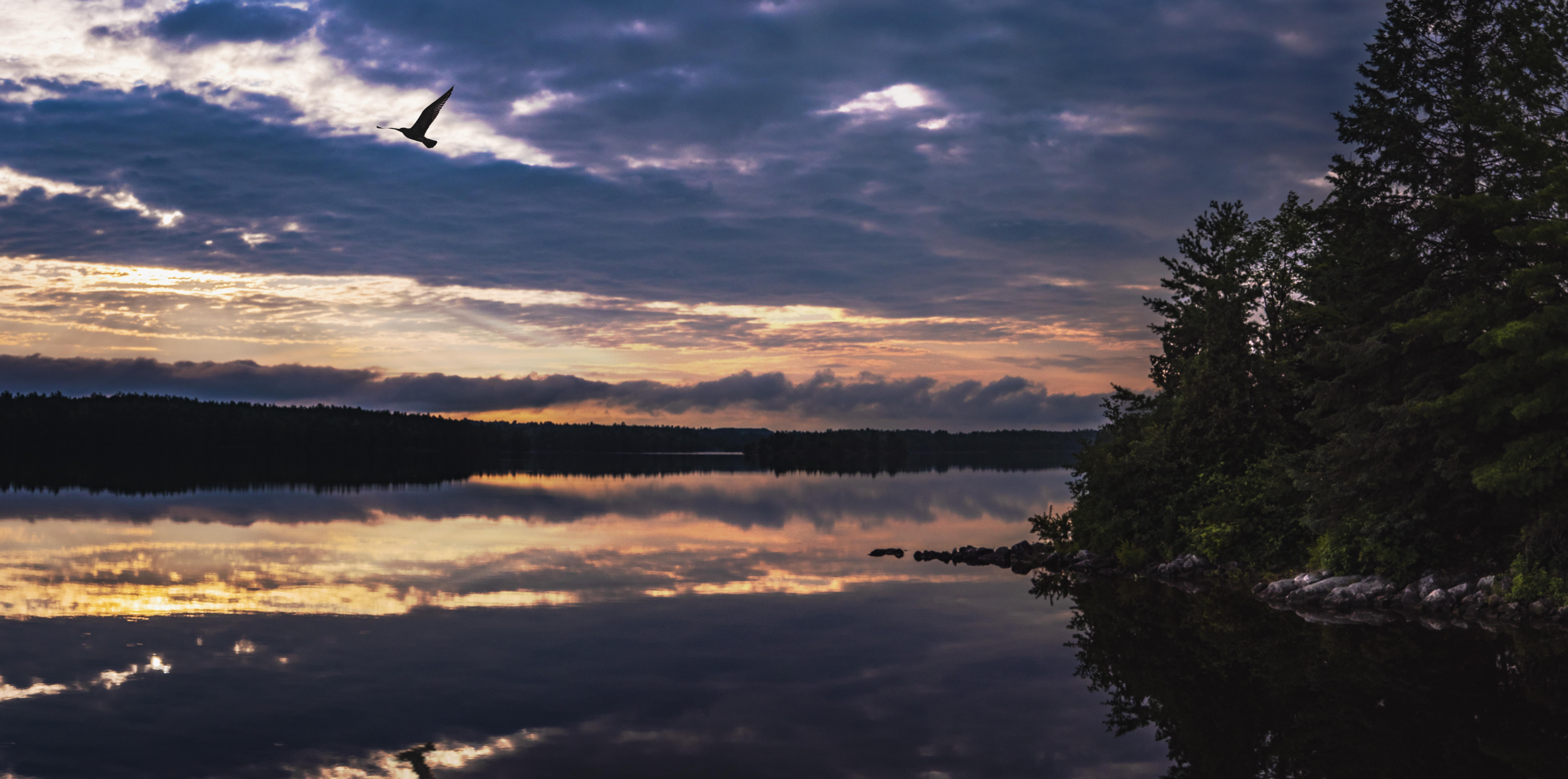 Pin By Erna Jaksic On Nature Ottawa River Sunset Quebec