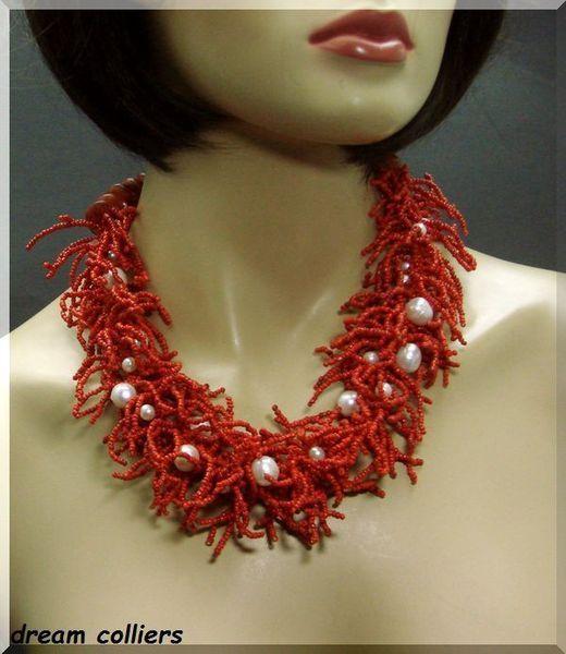 Korallengestrüpp extravagant von Dream-Colliers auf DaWanda.com