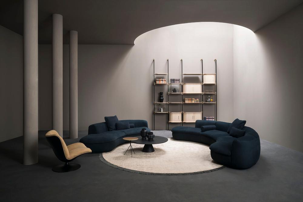 Divani Moderni Pelle Design.Mood Book 2020 Piaf Metropolis Plain Baxter In 2020 Sofa