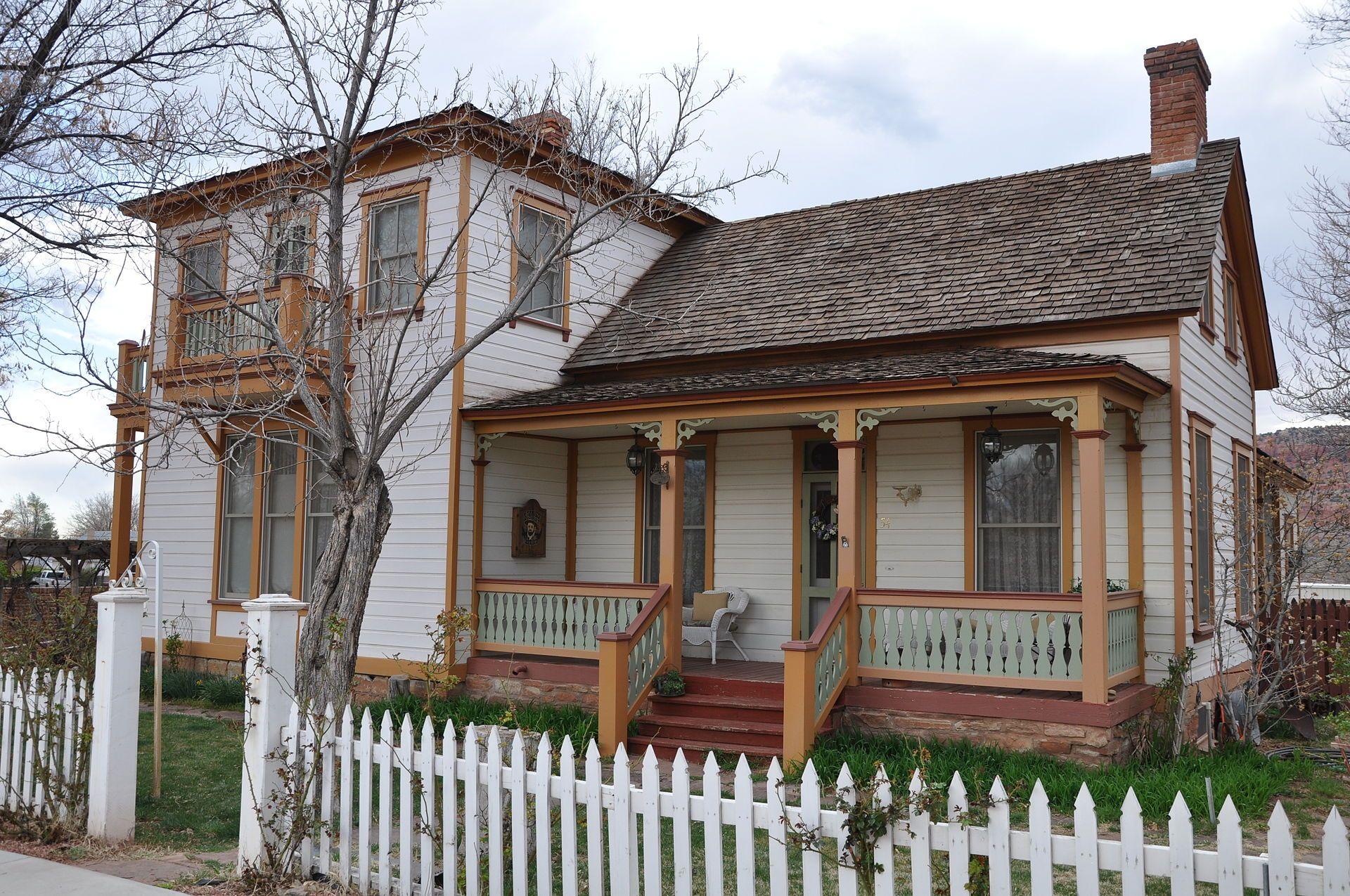 William Derby Johnson, Jr., House in Kane County, Utah.